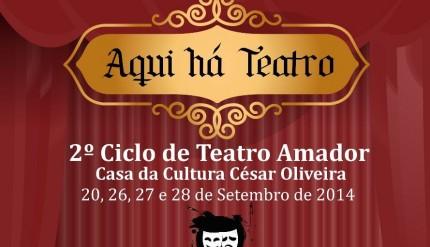 Aqui Há Teatro 2014