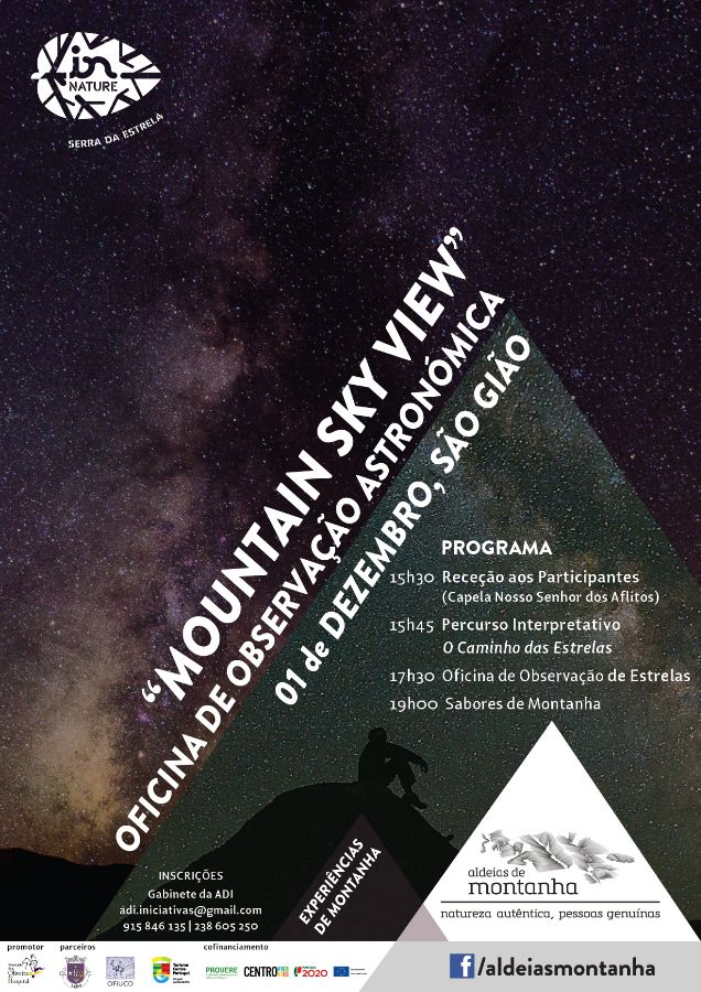 Cartaz_Mountain Sky View
