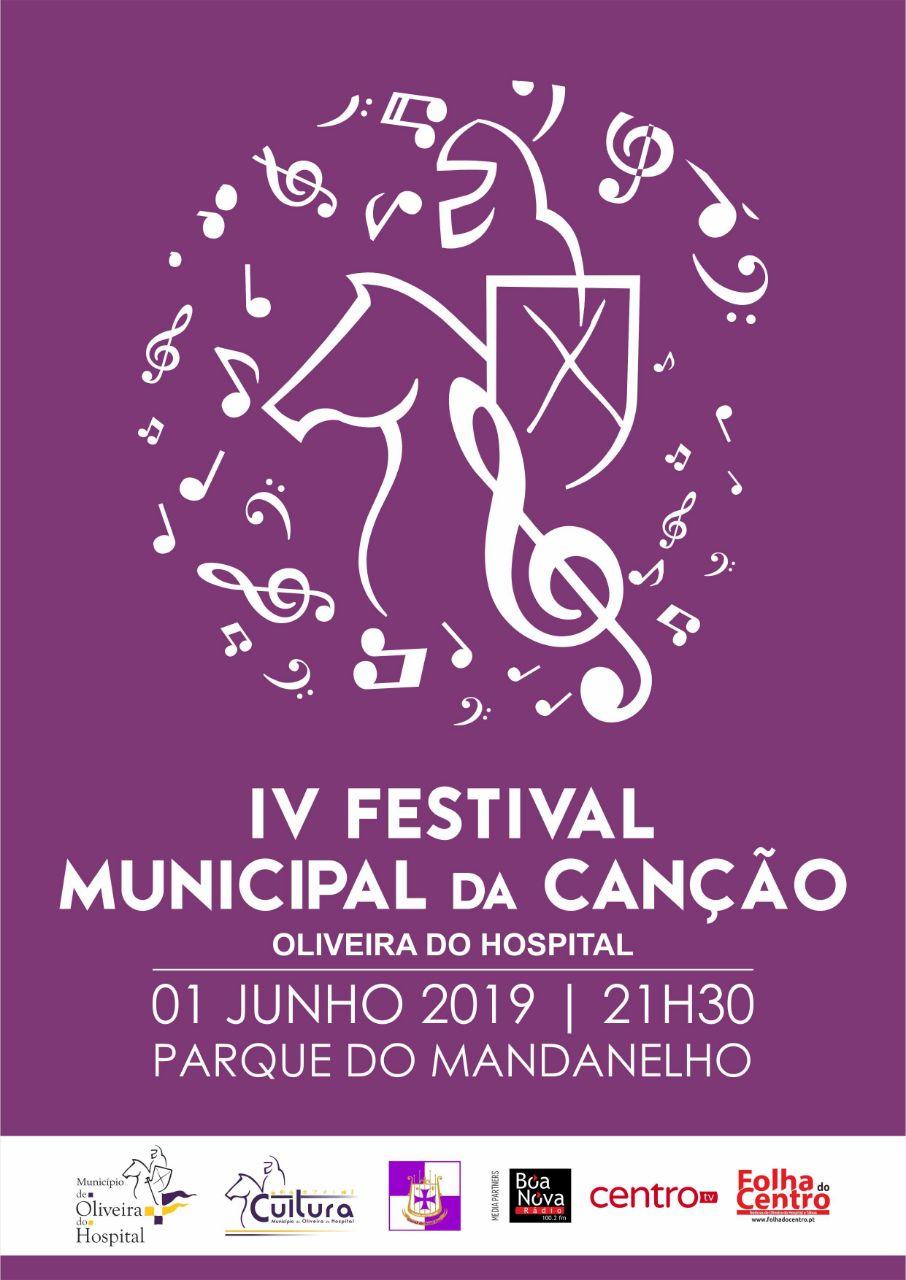 Festival Municipal da Canção'19