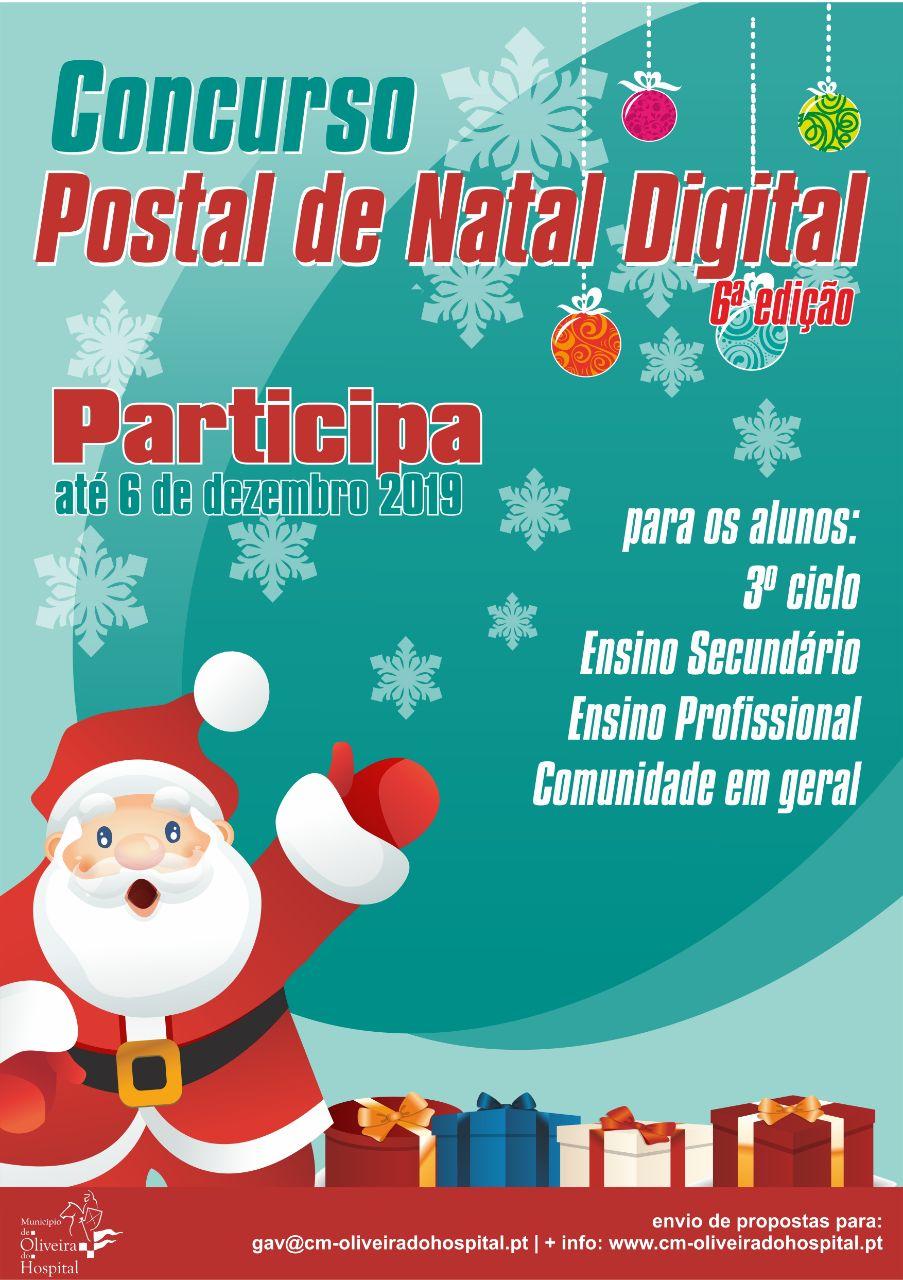 Cartaz Concurso Postal Natal Digital 2019 (3)